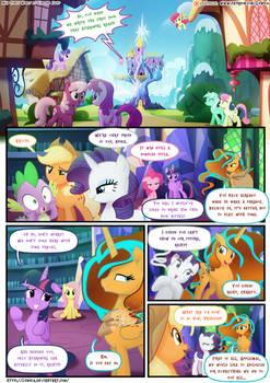 MLP - Timey Wimey page 108/115 by Light262