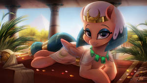 Somnambula poney by Light262 by Light262