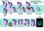 Starlight Glimmer Ref sheet by Light262