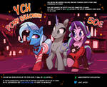 02- YCH Pony Halloween 2021 -by Light262