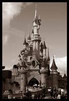 Disney Castle by Asunaphel