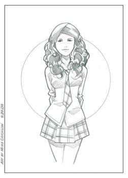 Sketchbook Love II