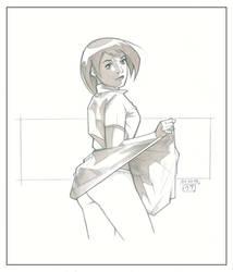 Schoolgirl Love by MichaelCrichlow