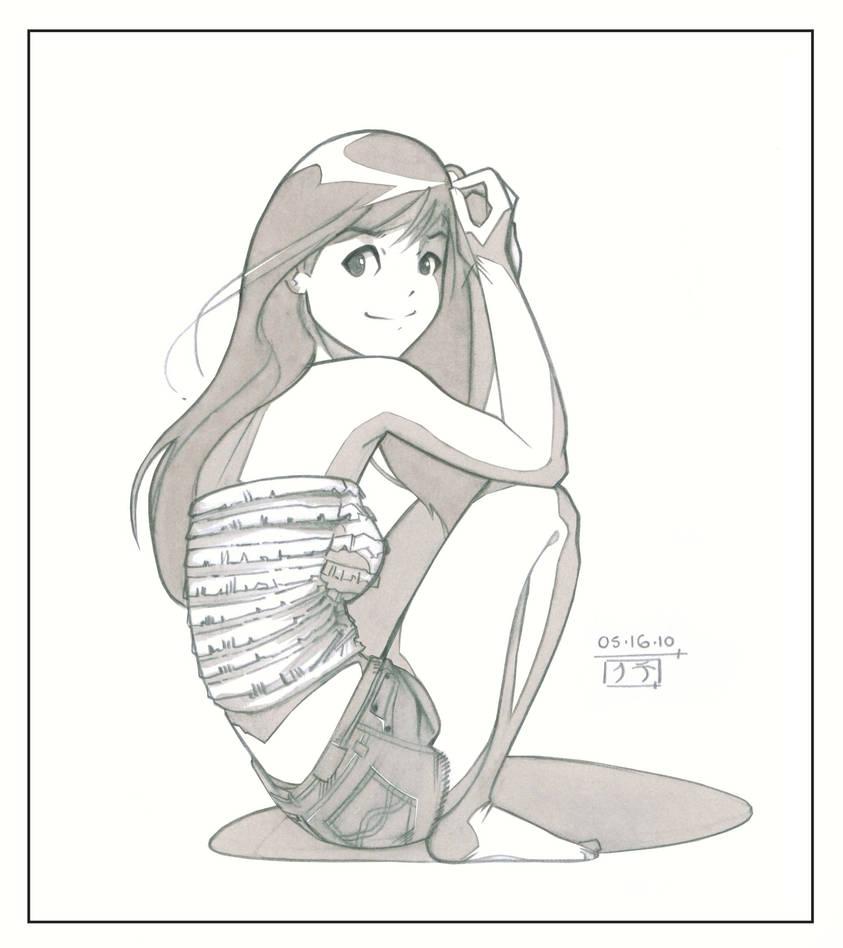 Jeans Shorts - Cutie