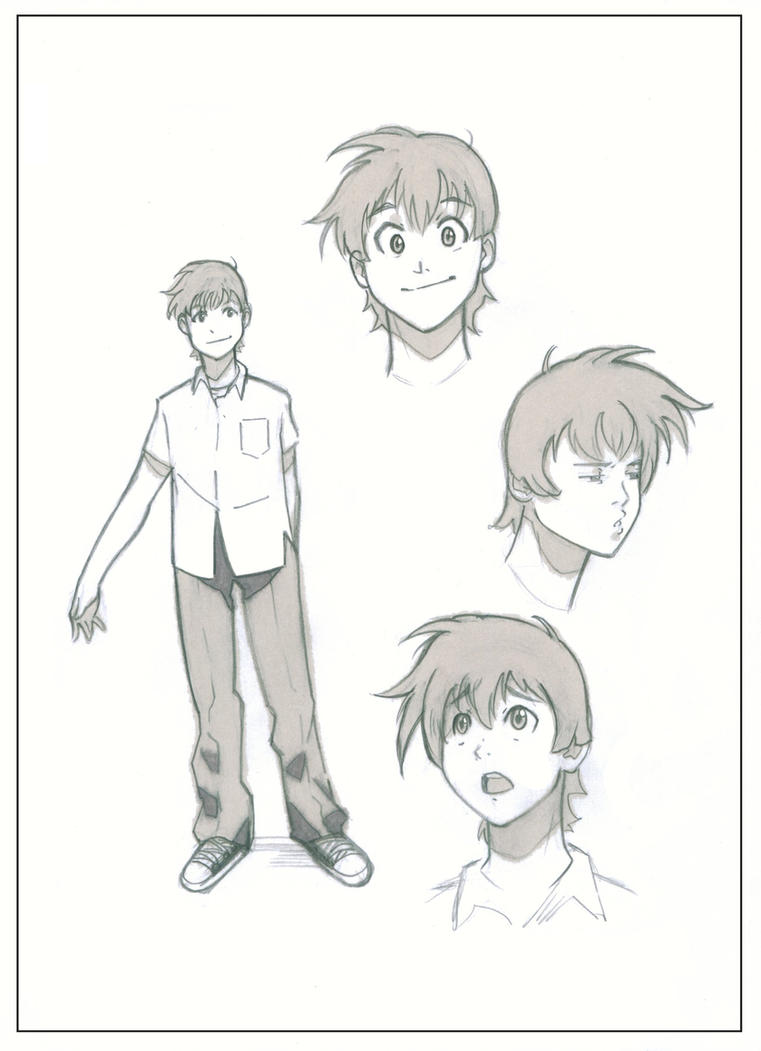 Deviantart Character Design : Male character design by michaelcrichlow on deviantart