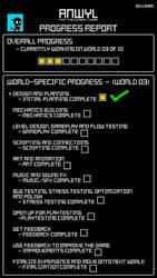 My Game - Progress Report 02.11.2020