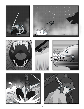 Infinite Harem - Chapter 3 - Page 3