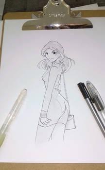 Sketch - Fun Dress - 01_05_2021