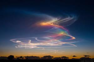 Iridescent Sky