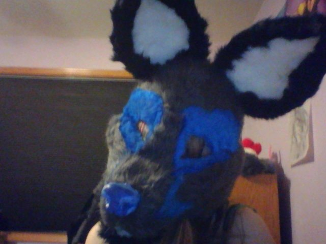 My Narcissistic Fursuit Progress~ by Darkstor1
