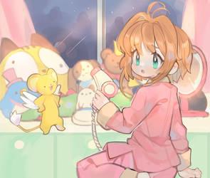 Card Captor Sakura Episode 1
