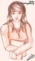 Free Sketch : Anateme 02