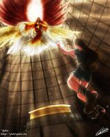 Celestial envoy by Getsuart