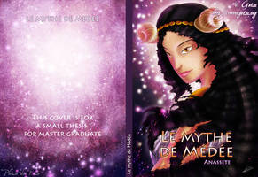 Medea's myth cover by Getsuart
