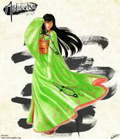 Totsuka - Mitsuko by Getsuart