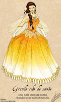 Toki's wardrobe- Grande soiree by Getsuart