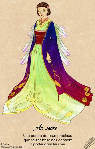 Toki's wardrobe- Coronation by Getsuart