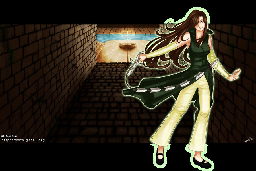 Jade Geria by Getsuart