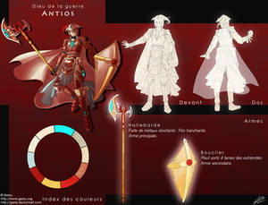 Character Reference - Antios