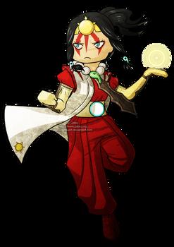 Chibi Kusanagi