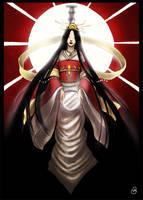 Amaterasu by Getsuart