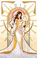 Dame Iris by Getsuart