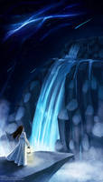 La cascade by Getsuart