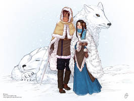 Snow outfits by Getsuart
