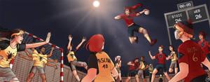 BDP no Handball: Final Assault