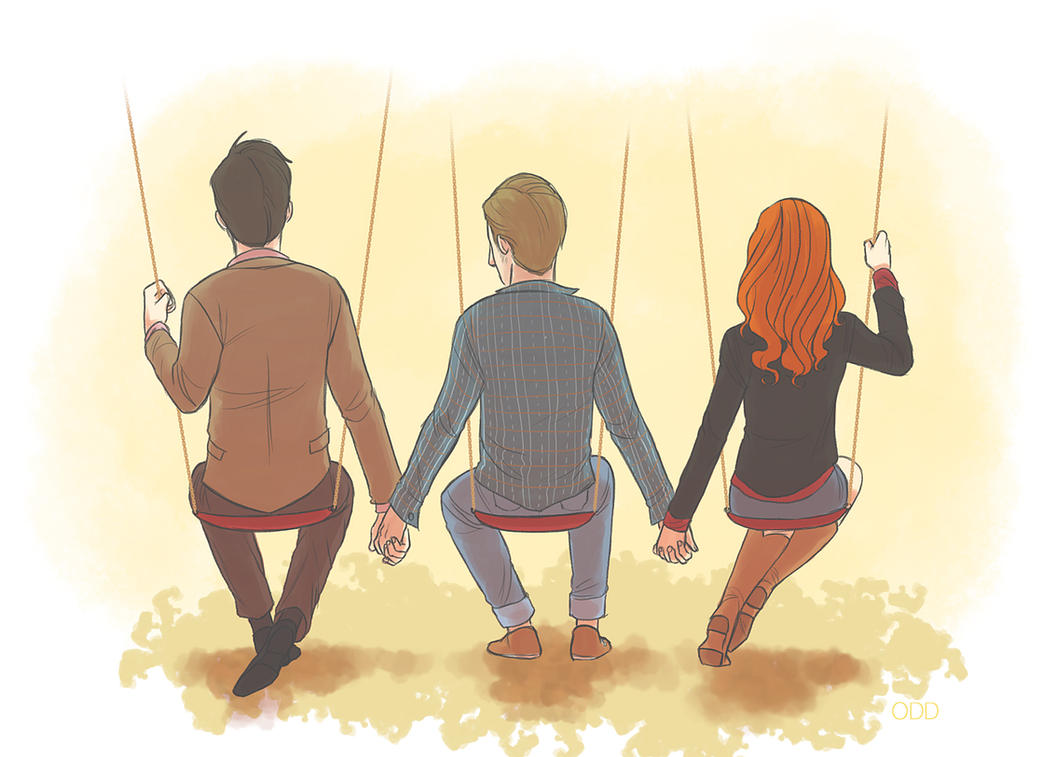 Swings by thatoddowl
