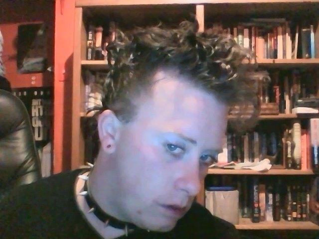 Punk Hair by daddyslittlejanegirl