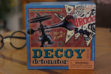 Decoy Detonator by Prue126