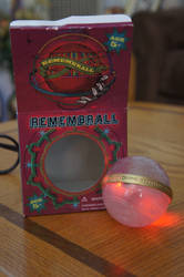 Remembrall (out of box lighted)