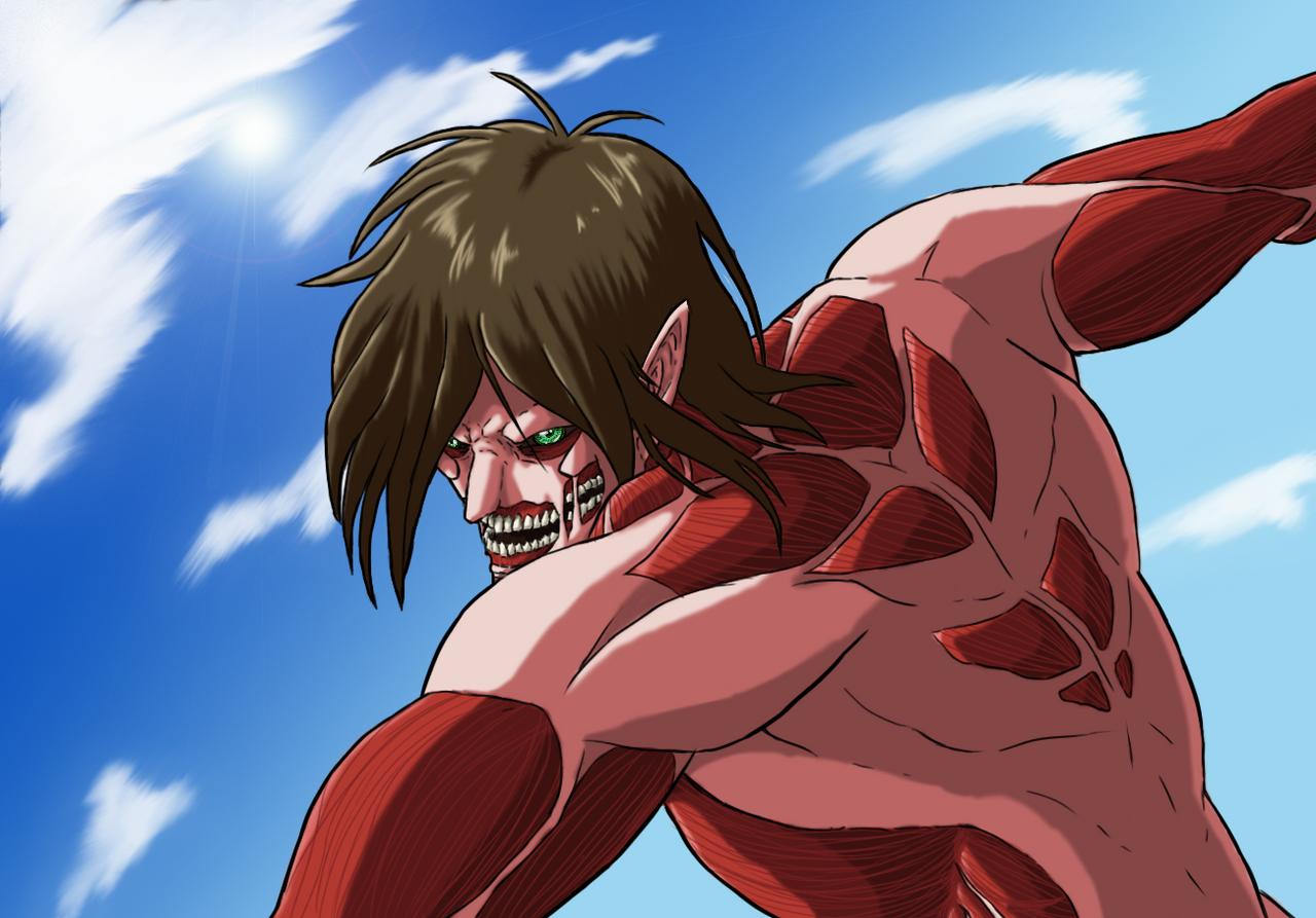 New titan form ? by Seto01 on DeviantArt