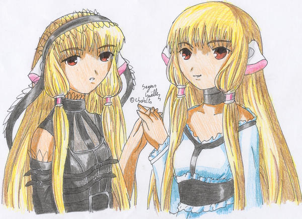 Request : chobits by Seto01