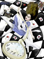 Alice - Down the Rabbit Hole by goodgirl-arcee