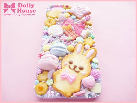 iPhone 5 case -Cute Pastel Candies- by Dolly House