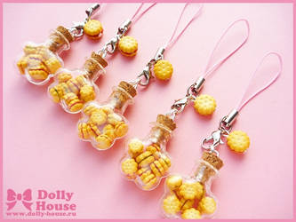Star Cookies Strap by Dolly House