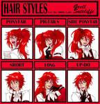 Hair Meme: Grell Sutcliffe