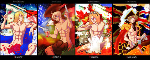 APH: New Continent New Year by claudiakat