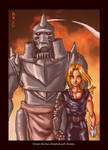 FMA- The Elric Brothers