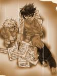 Death Note- Mentor