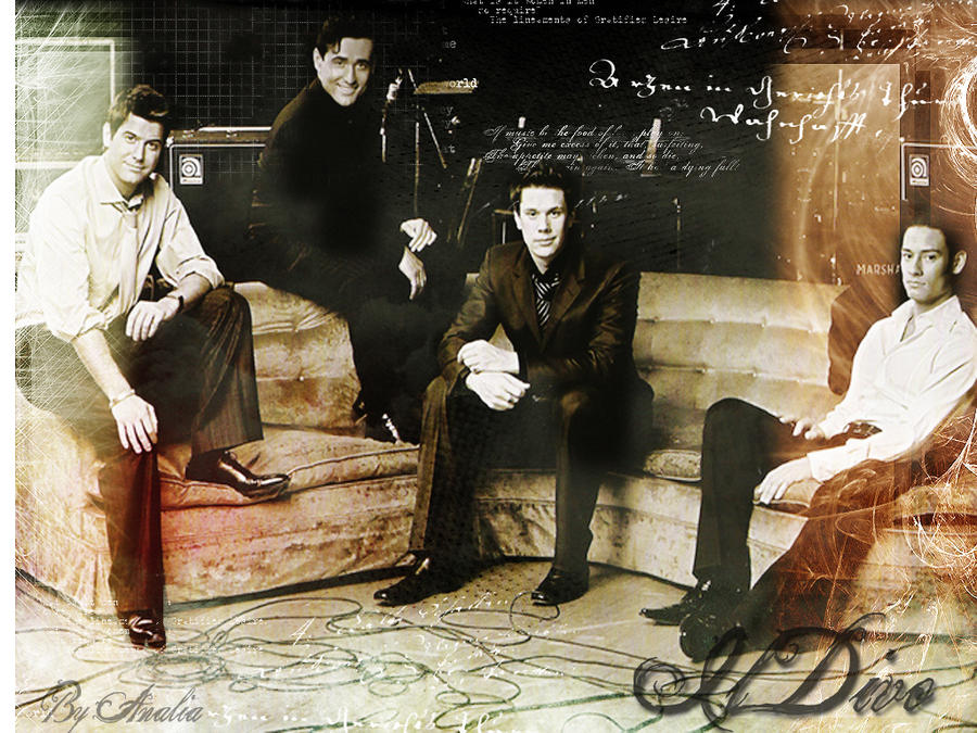 Il Divo Wallpaper By Happinessismusic On Deviantart