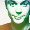 Jim parsons icon 2 by HappinessIsMusic