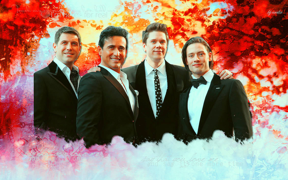 Il Divo Wallpaper 5 By Happinessismusic On Deviantart