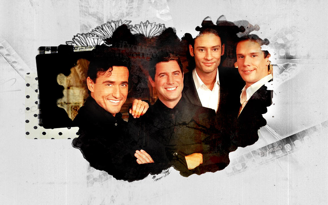 Il divo wallpaper 7 by happinessismusic on deviantart - Il divo download ...