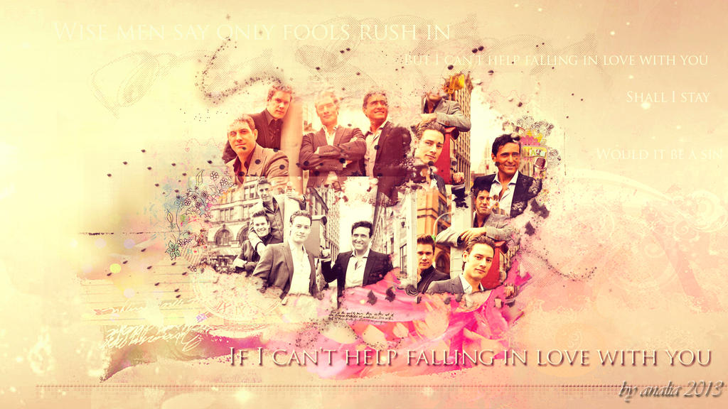 Il Divo Wallpaper 9 By Happinessismusic On Deviantart