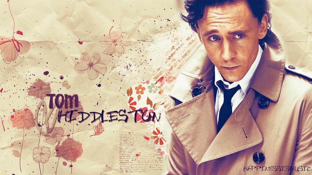 Tom Hiddleston Wallpaper 1 By HappinessIsMusic On DeviantArt