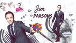 Jim Parsons wallpaper 18 by HappinessIsMusic