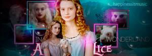 Alice in wonderland portada
